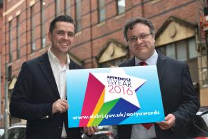 Search for 2016 Apprentice of the Year begins in UK