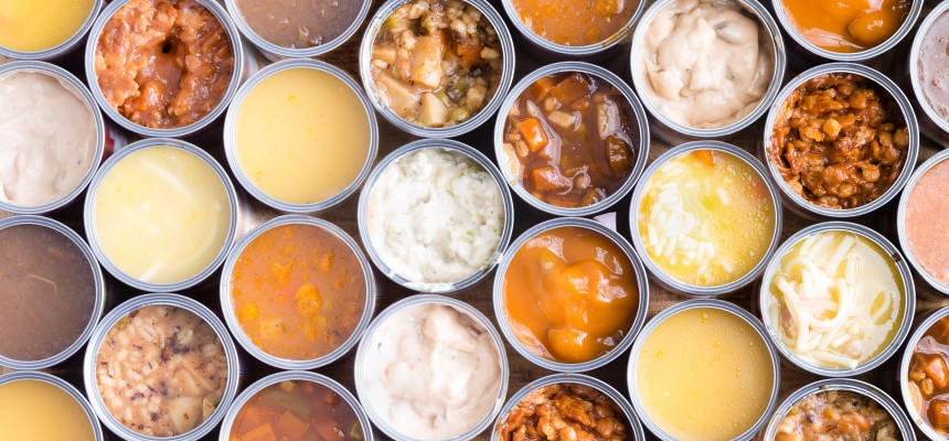 BPA Exposure – Stop Buying Canned Foods